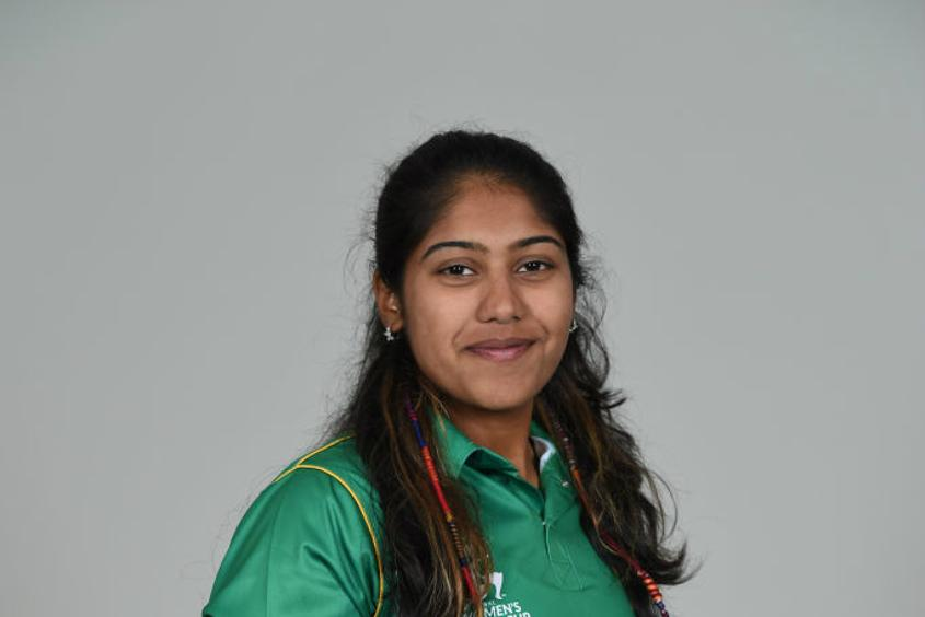 Ayesha Zafar is a double international, having represented Pakistan in squash too.