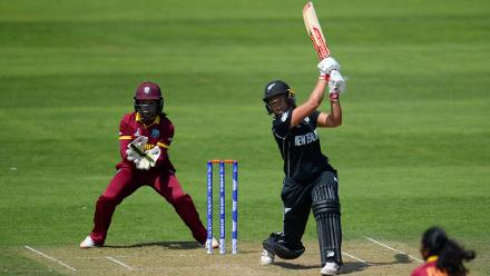#WWC17 NZ v WI - Suzie Bates Innings