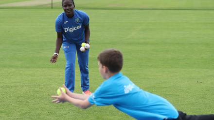 ICC Cricket For Good Clinic – West Indies, Taunton