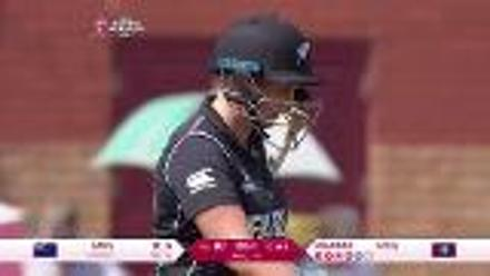 WICKET: Rachel Priest falls to Anisa Mohammed for 90