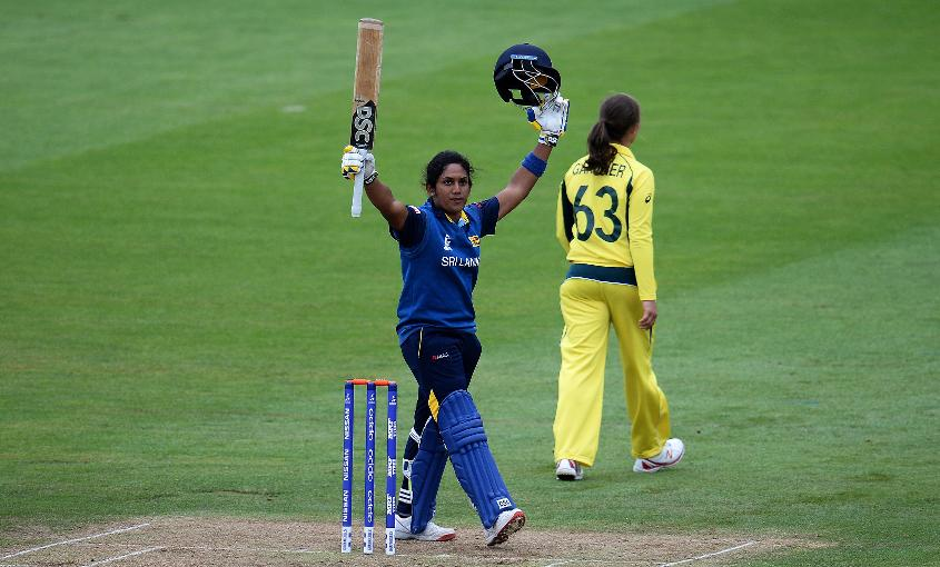 Chamari Atapattu has announced herself to the world and there's more to come