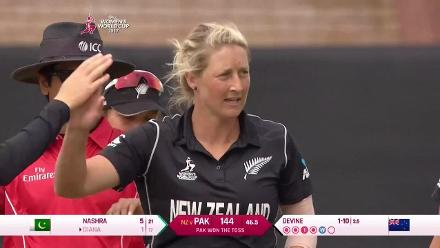 #WWC17 NZ v PAK - Match highlights
