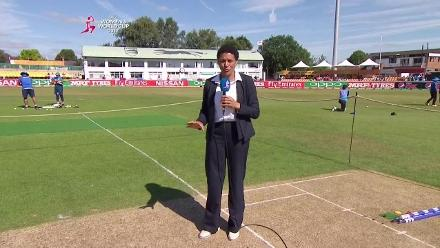 PITCH REPORT: South Africa v India