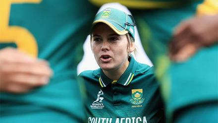 ICC Women's World Cup Match 18 - India v South Africa, Leicester