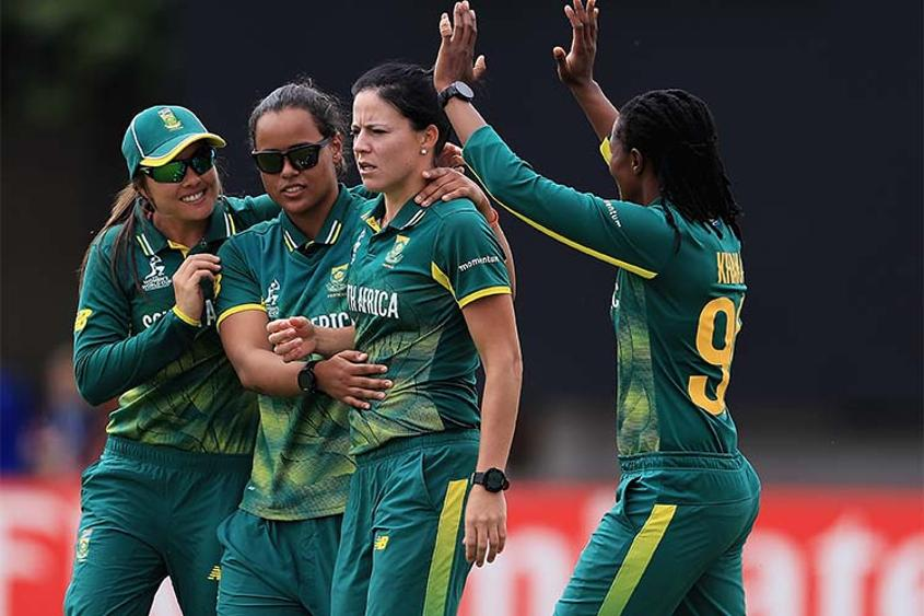 For the fast and fiery South African bowling attack of Marizanne Kapp and Shabnim Ismail, Chetty is always ready to lend a ear