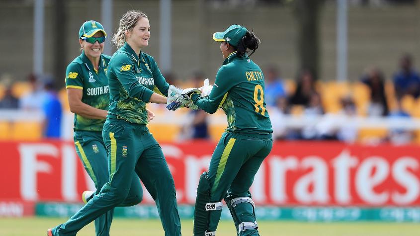 Dane Van Niekerk has taken 15 wickets in her six games so far in the WWC.