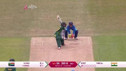 SA v IND - Match highlights