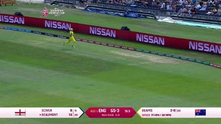 #WWC17 ENG v AUS -Tammy Beaumont Innings