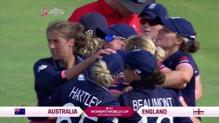 #WWC17 ENG v AUS - England Winning Moments