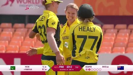 Marina wicket
