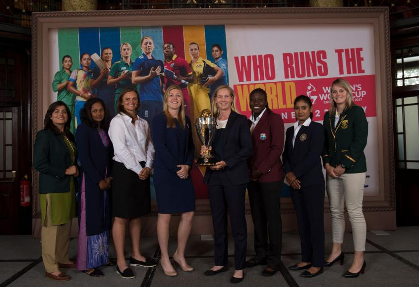 Women's World Cup launch