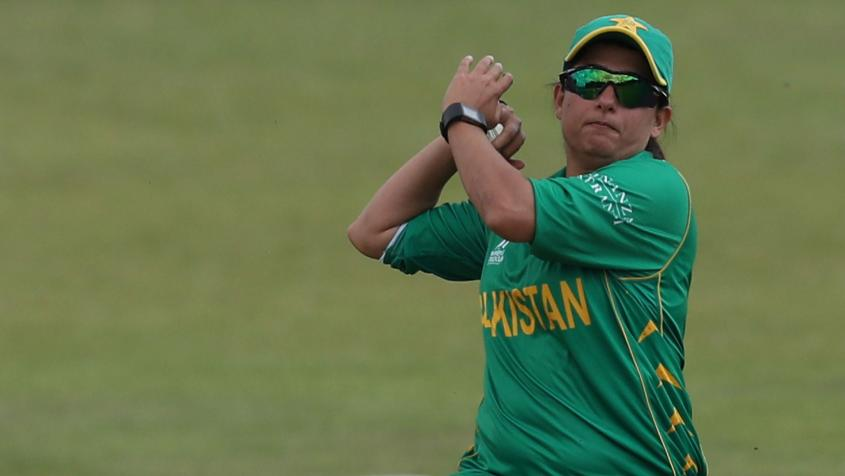 Pakistan's spinners have been disciplined.