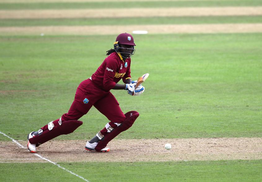 Stafanie Taylor will be telling her team it can still make an impact, take a big scalp and show what the West Indies side is about