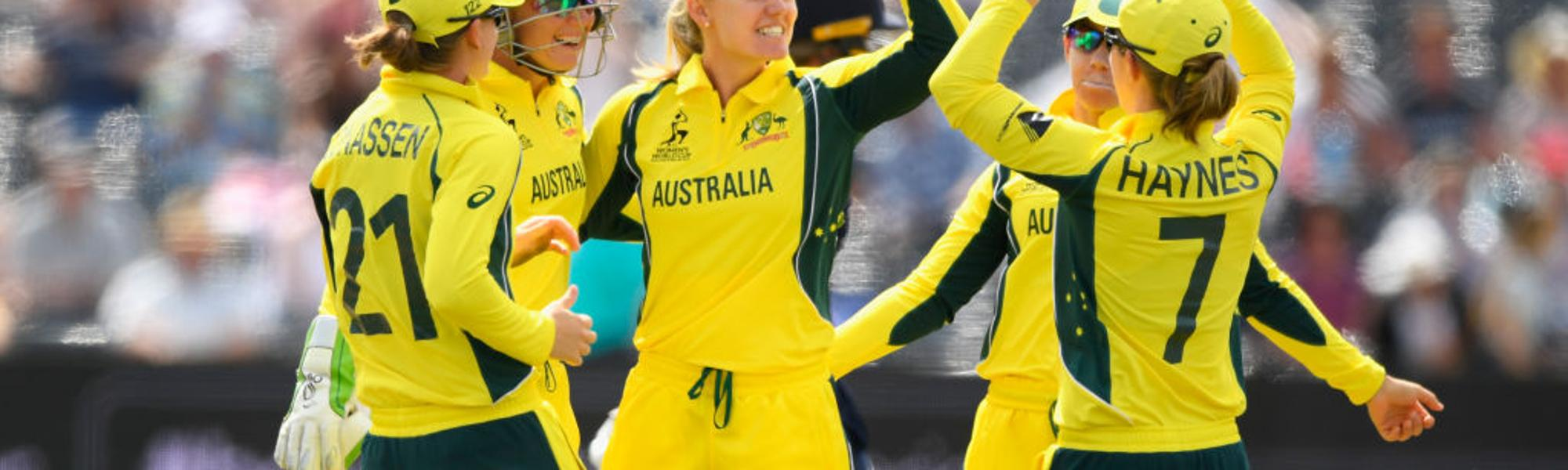 Although Australia haven't played in Derby during the tournament, they might be too strong for India to overcome them