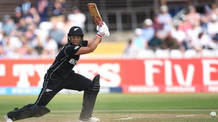 Suzie Bates began the chase for New Zealand in brilliant fashion with a solid knock of 44 off 68 balls including six fours.