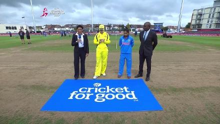 TOSS: Australia win toss and put India in