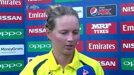 #WWC17: Australia v India captain's interview