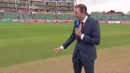 SL vs SA - PITCH REPORT
