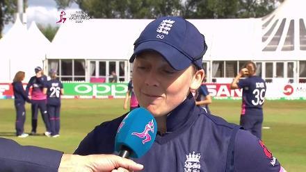 TOSS: England win toss and bat first