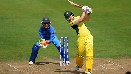 Meg Lanning was at her blistering best as she went about her business with minimum of fuss rotating the strike around and picking up the odd boundary with ease