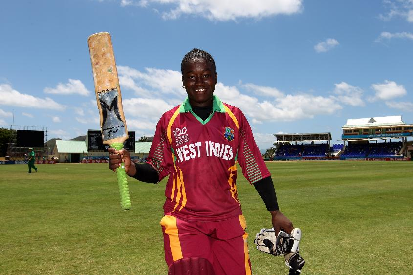 Deandra Dottin is the owner of the fastest century in T20Is, which she brought up in just 38 balls against South Africa