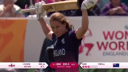 Match highlights - ENG vs NZ