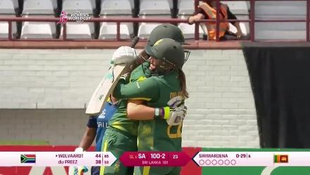 #WWC17 Match Highlights - SL vs SA