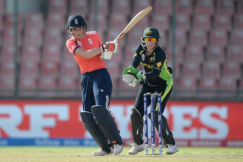 Charlotte Edwards led England to the inaugural World T20 title in 2009