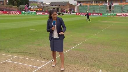 #WWC17 SA v AUS - Pitch Report