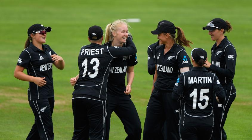 New Zealand have been exceptional throughout the tournament barring the losses to Australia and England.