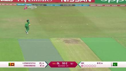 #WWC17 Pak v SL - Chamari Athapaththu innings