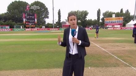 #WWC17 IND v NZ - Pitch Report
