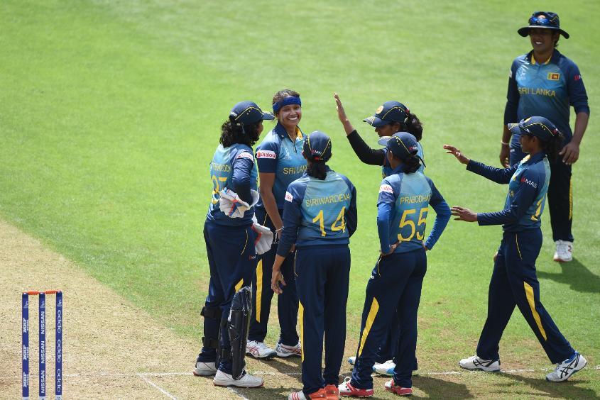 Sri Lanka had defeated Pakistan in the qualifier.