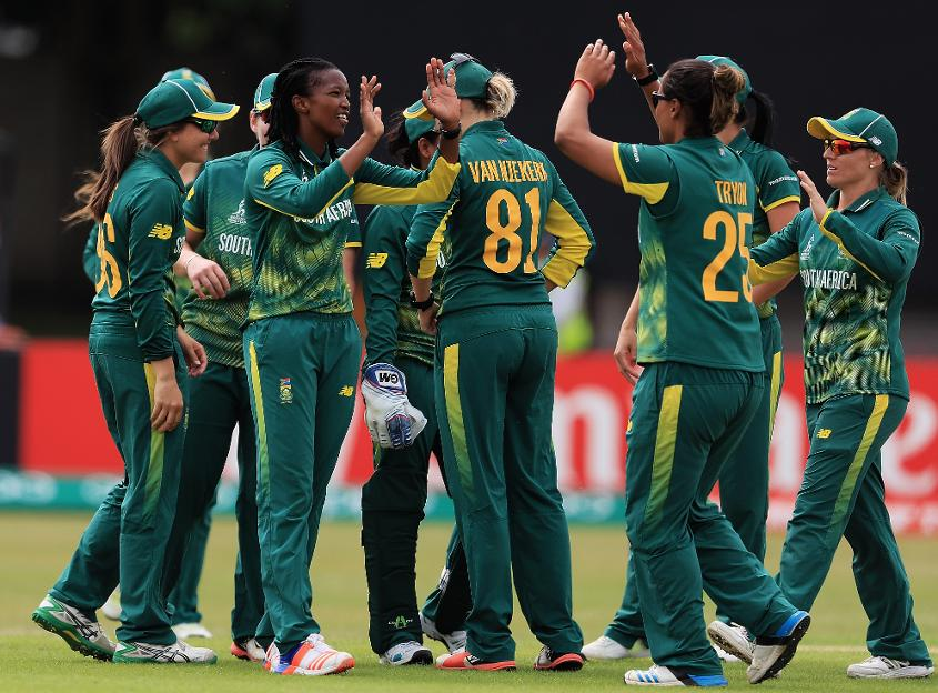South Africa cementing a semi-final berth hasn't come as a surprise.