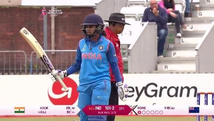 HUNDRED: Mithali Raj slams her sixth ODI century off 116 deliveries