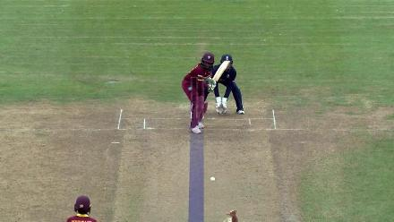 WICKETS: West Indies collapse to 128 for 9