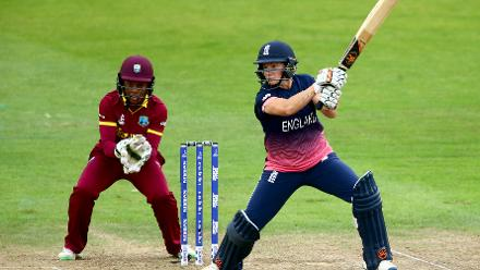 ICC Women's World Cup Match 26 - England v West Indies, Bristol