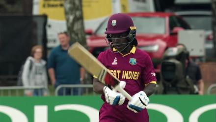 #WWC17 West Indies - Deandra Dottin Feature