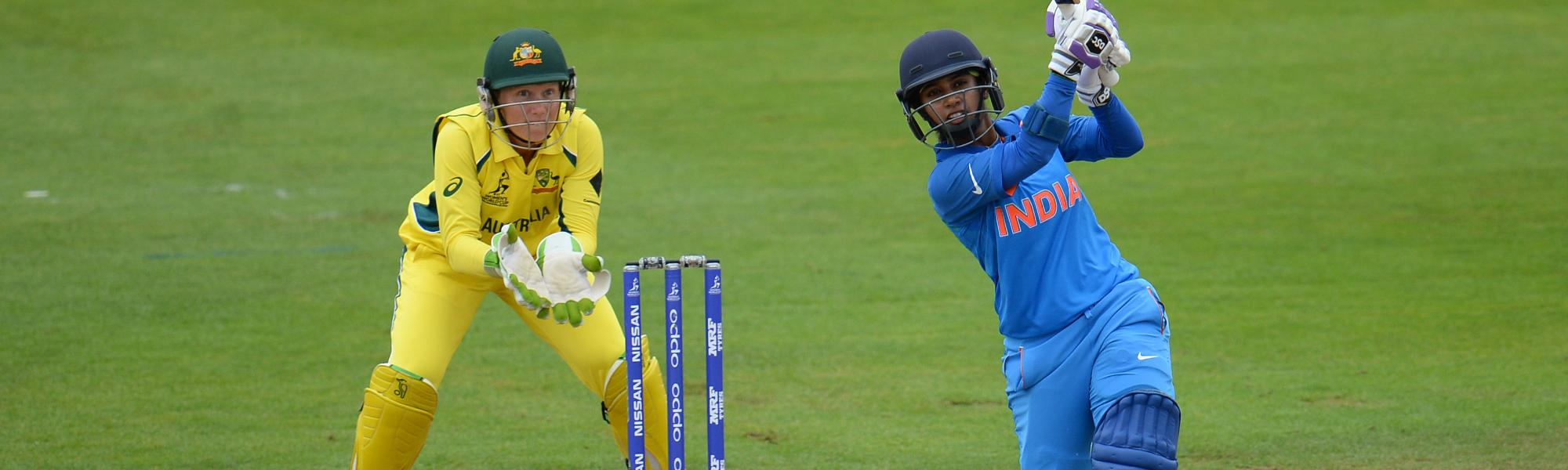 The only way to stop Mithali Raj breaking records is for her to make others.