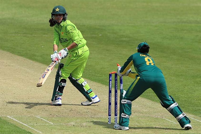 Chetty has 92 catches and 42 stumpings to her name but she's most looking forward to her maiden ODI century