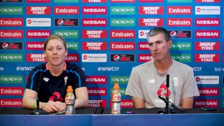 #WWC17 Semi-Final 1 - England Pre-Match Press Conference