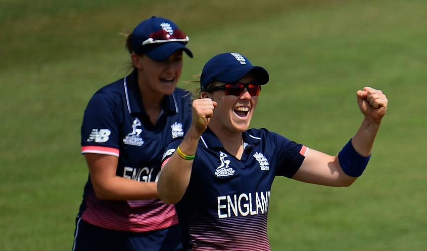 Heather Knight has scored more points than anyone else who will be competing in the ICC Women's World Cup final.