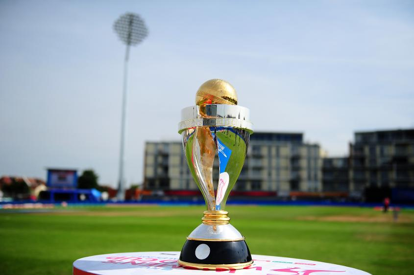 ICC Women's World Cup Trophy