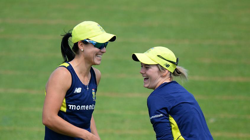 An expression of cricket through Kapp and van Niekerk