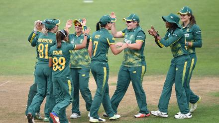 ICC Women's World Cup SF1: England v South Africa, Bristol