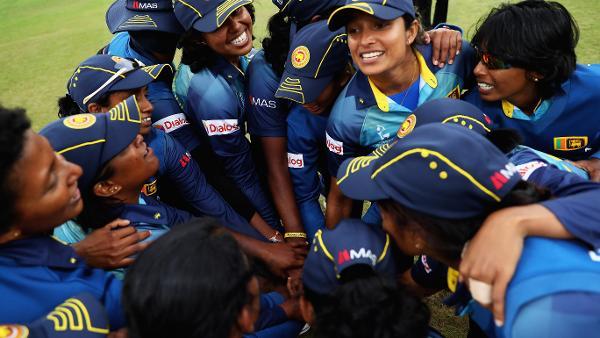 WWC17 Report Card: Sri Lanka
