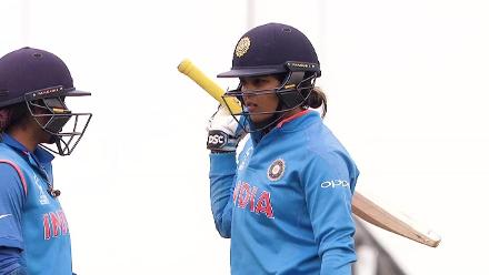 #WWC17 - Veda Krishnamurthy Feature