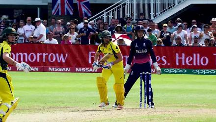 #WWC17 - Ellyse Perry Feature