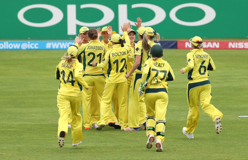 Australia, the defending champion, is the favourite to reach the final.
