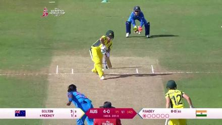 HIGHLIGHTS: #WWC17 AUS v IND - Match Highlights